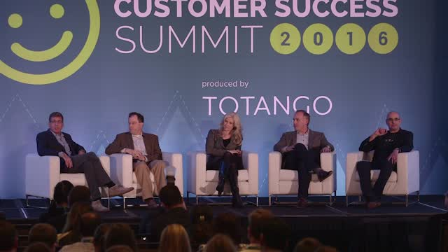 Championing Customer Success and Winning Support Across the Executive Team
