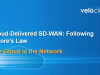 Cloud-Delivered SD-WAN: Following Moore's Law