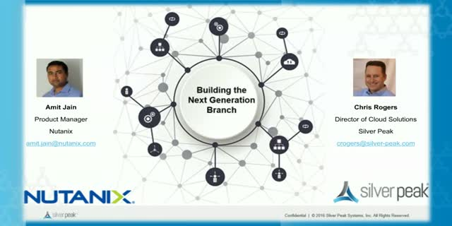 Building the Next Generation Branch