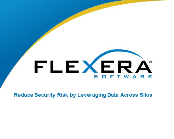 Reduce Risk by Leveraging Data across IT Silos