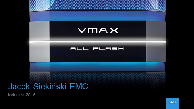 EMC VMAX All Flash