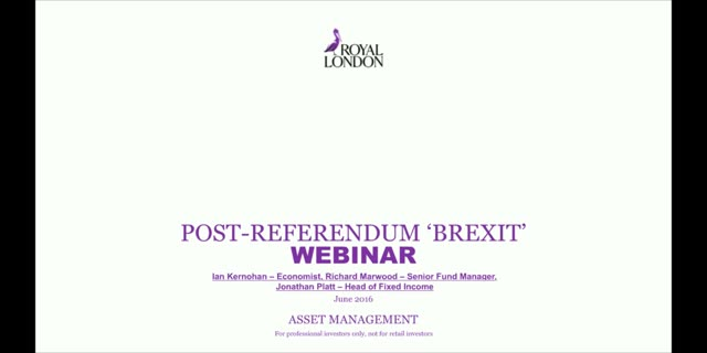 Post-referendum review