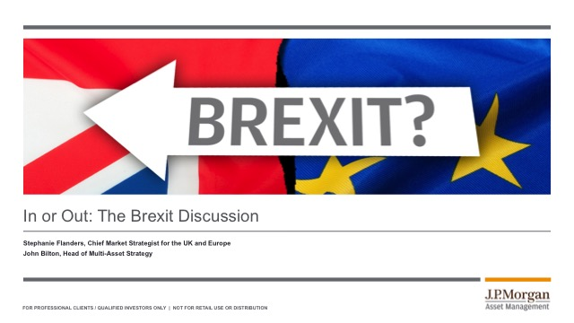 In or Out: The Brexit Discussion