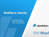 Mobility vs. Security: Balancing Accessibility & Efficiency against Threats