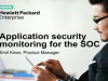 Application Security Monitoring Via The SOC