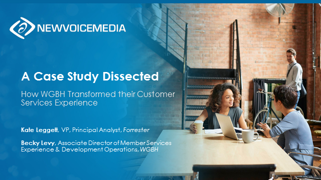 A Case Study Dissected: How WGBH Transformed their Customer Services Experience