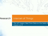 The IoT Impact: Real Time Data on the State of IoT and its Impact on IT