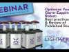 Optimize Your Germ-Zapping Robot: Best practices & review of published studies