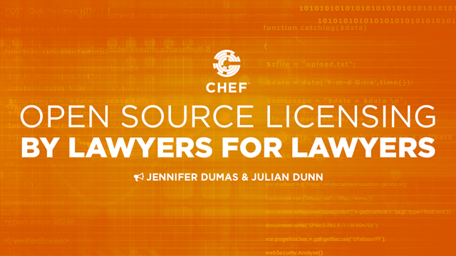 Open Source Licensing, by Lawyers for Lawyers