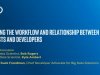 Improving the Workflow and Relationship Between Data Scientists and Developers