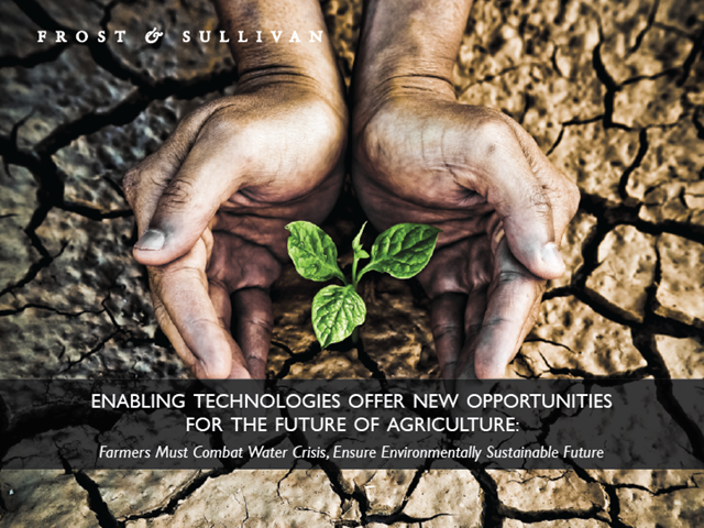 Enabling Technologies Offer New Opportunities for the Future of Agriculture