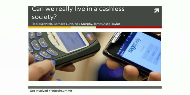 Can we really live in a cashless society?