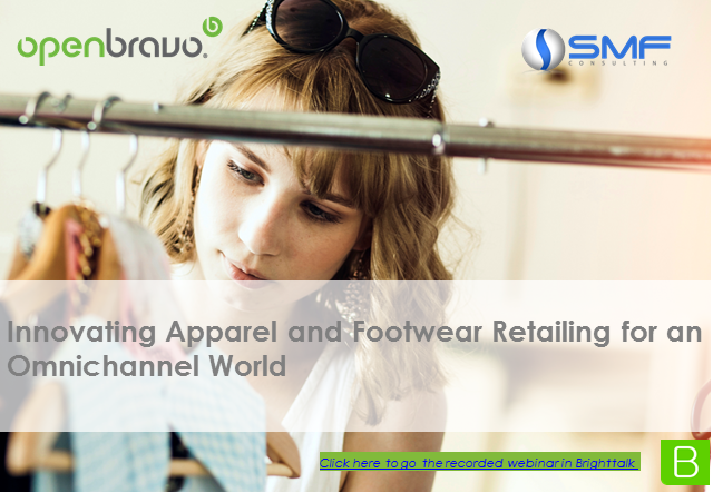 Innovating Apparel and Footwear Retailing for an Omnichannel World