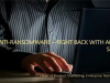 Anti-ransomware - Fight back with adaptive network security