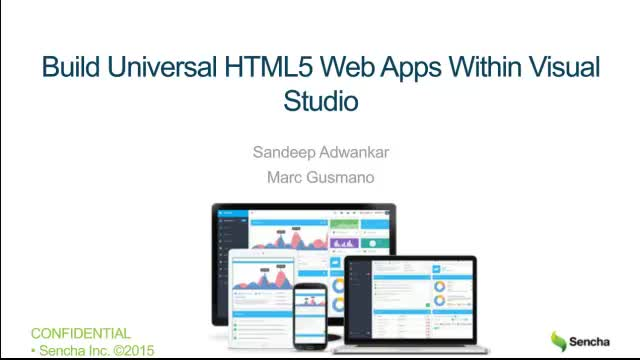 SNC - Build Universal HTML5 Apps within Visual Studio