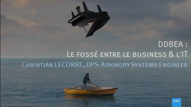 DDBEA : Le fossé entre le Business & l'IT