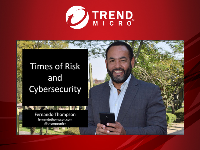 Times of Risk and Cybersecurity