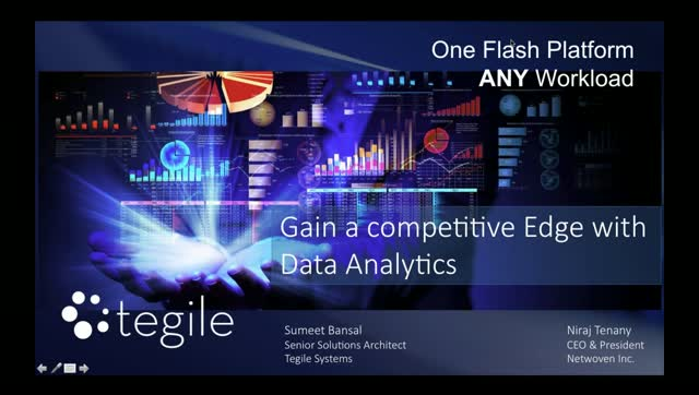 Gain a Competitive Advantage with Data Analytics