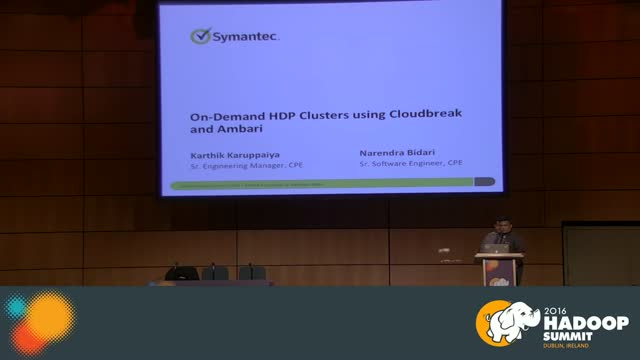 On Demand HDP Clusters using Cloudbreak and Ambari