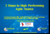A 3-step agile approach to mobilize, engage and develop high-performing teams