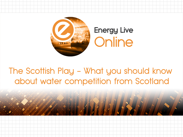 The Scottish Play - What you should know about Water Competition from Scotland