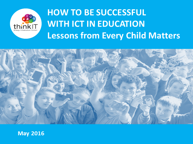 Four Simple Steps to Creating Your School's ICT Strategy