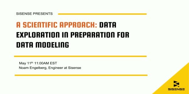 A Scientific Approach: Data Exploration in Preparation for Data Modeling