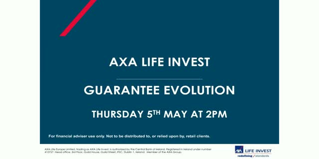 AXA Life Invest: Secure Advantage+