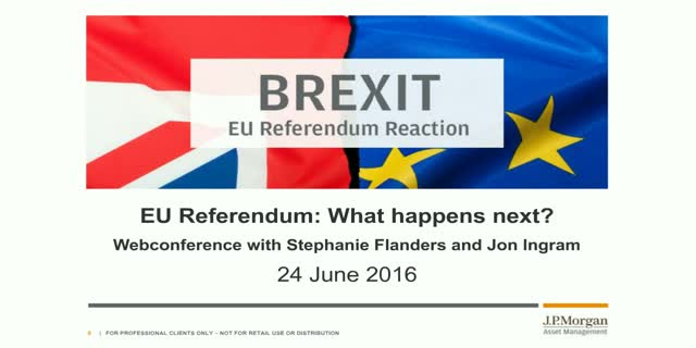 EU Referendum: What happens next?