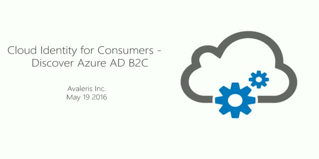 Azure AD B2C for External Users