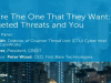 You're The One That They Want: Targeted Threats and You