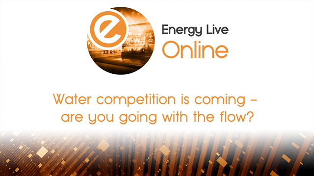 Water competition is coming – are you going with the flow?
