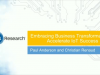 Embracing Business Transformation to Accelerate IoT Success