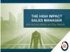 The High-Impact Sales Manager