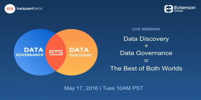 Data Governance + Adhoc Data Discovery = Best of Both Worlds