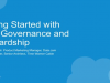Getting Started With Data Governance and Stewardship