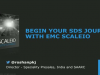 Begin Your SDS Journey With EMC ScaleIO