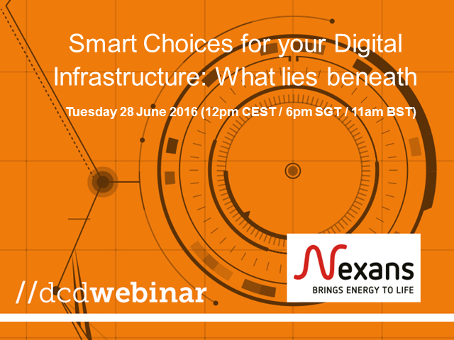 Smart Choices for your Digital Infrastructure