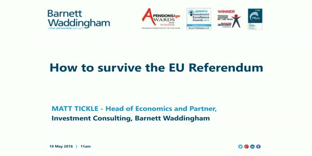 How to survive the EU Referendum
