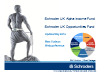Schroder UK Opportunities Fund and Schroder UK Alpha Income Fund