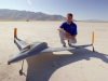 World's First Jet-Powered, 3D Printed UAV top speed