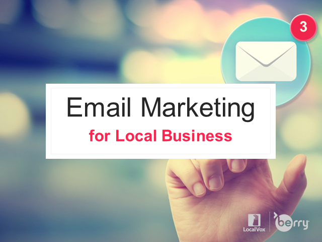 Email Marketing for Local Business