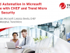 Cloud automation in Microsoft Azure with CHEF and Trend Micro Deep Security