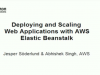 Deploying and Scaling Web Application with AWS Elastic Beanstalk