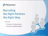Recruiting the Right Channel Partners the Right Way