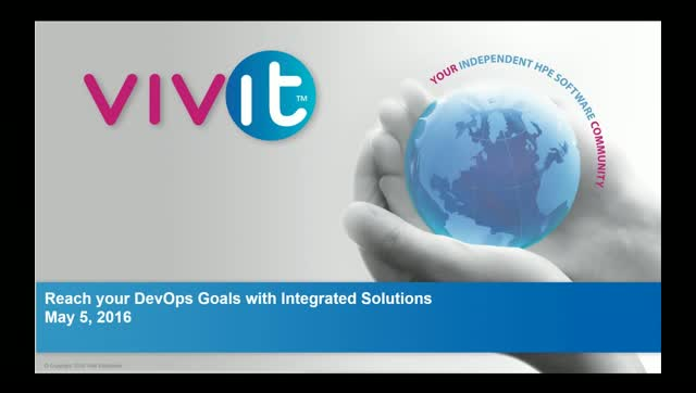 Reach your DevOps Goals with Integrated Solutions