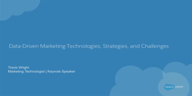 Data-Driven Marketing Technologies, Strategies, and Challenges