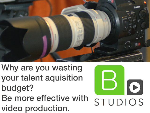 Is video production the trick that HR departments are missing?