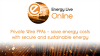 Private Wire PPAs  – save energy costs with  secure and sustainable energy