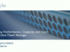 Maximizing Performance, Capacity and Cost with Next-Gen Flash Storage